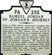 Jordan's Point