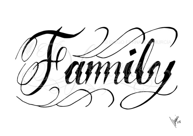 family_black_by_dfmurcia