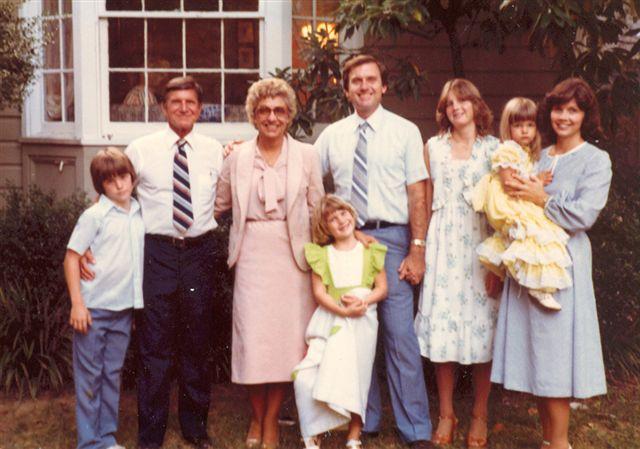 FR19 1980 Branch w Helen & Branch Jr family