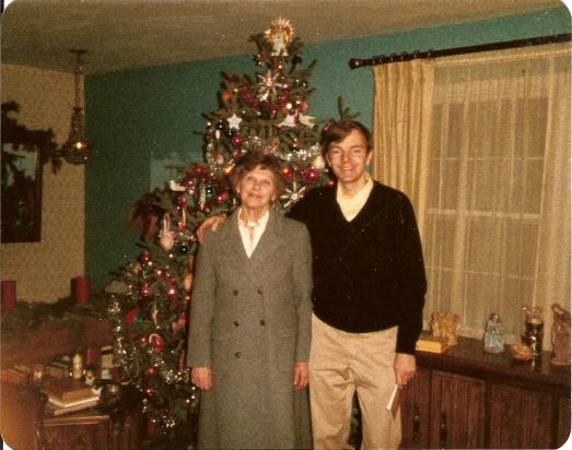 FR29 1982 Florence & Jacob Ward Christmas