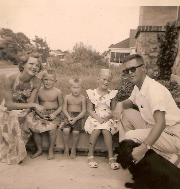 FR39 1954 Carruth family