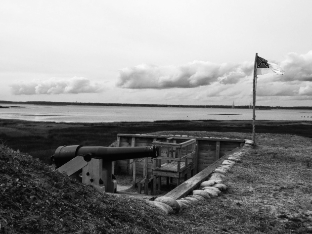Fort-Fisher-Historical-Battle-Site