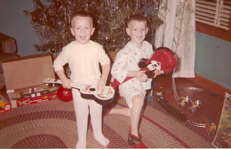 JR110 1958 Stuart & Sandy Jr Christmas