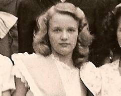 JR11 Ann in Junior High