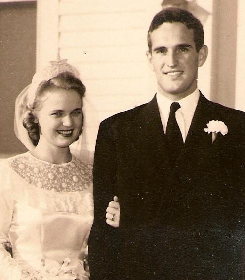 JR12 1951 Wedding Day December 16, 1951 (3) - Copy - Copy